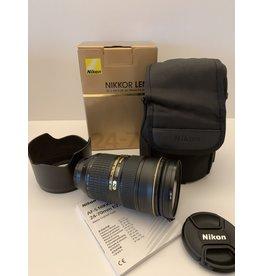 Nikon 2dehands Nikon 24-70 f2.8 AF-S ED