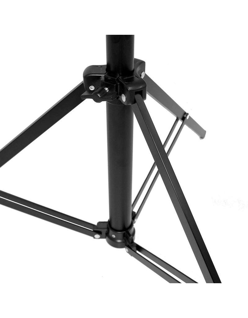 Caruba Caruba Rapidstand Lampstatief (220 cm) - aluminium