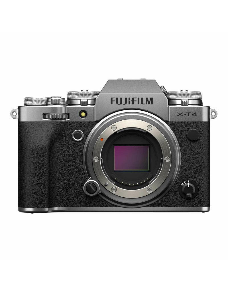 Fujifilm Fujifilm X-T4 Body Silver