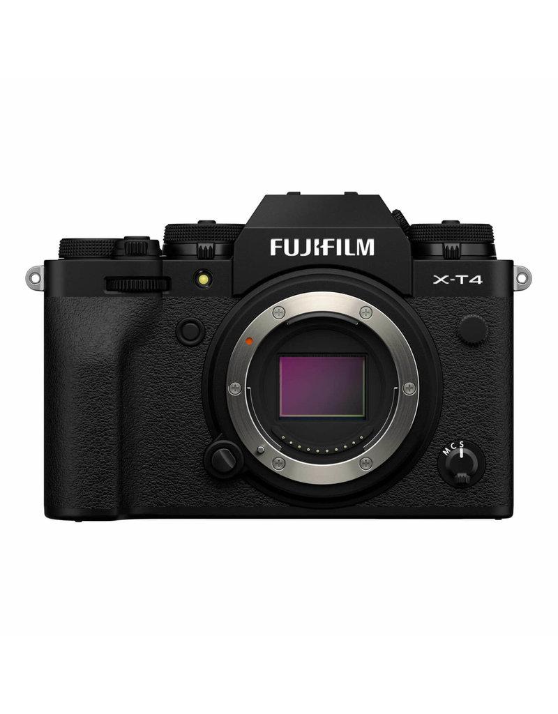 Fujifilm Fujifilm X-T4 Body Black