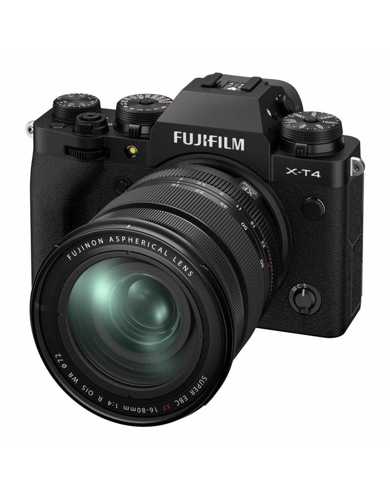 Fujifilm Fujifilm X-T4 Black + XF16-80mm