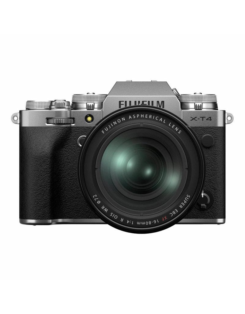 Fujifilm Fujifilm X-T4 Silver + XF16-80mm