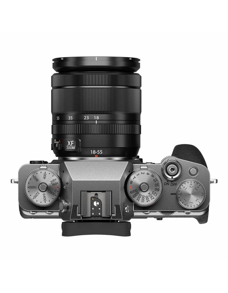 Fujifilm Fujifilm X-T4 Silver + XF18-55mm