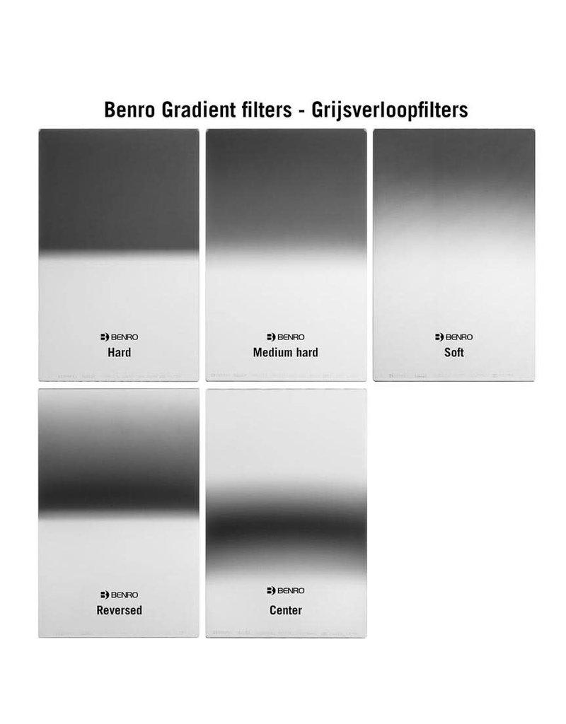 Benro Benro Master Glass Filter 100x150mm Medium-edged GND4 (0.6)