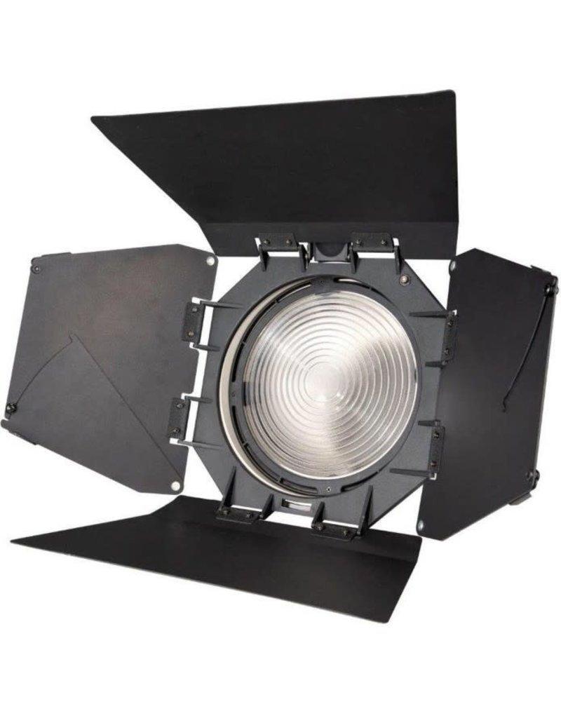 Nanlite Nanlite Fresnel Lens w/ Barndoors (NL-FZ300 and 500)