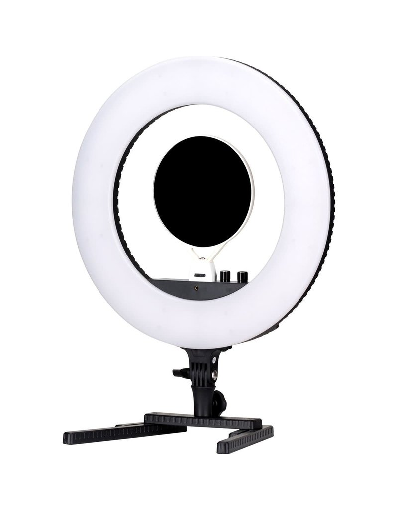 Nanlite Nanlite HALO 14 LED Ringlight (w\ table stand)
