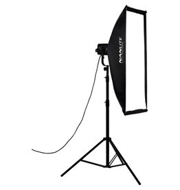 Nanlite Nanlite Assymetric Softbox 110x45cm