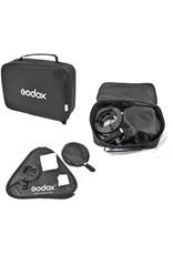 Godox Godox S-type Bracket + Softbox 80x80cm + Grid