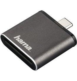 Hama Hama USB-3.1 Type-C UHS-II OTG SD kaartlezer