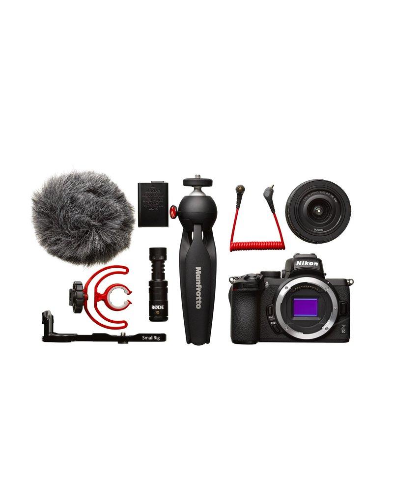 Nikon Nikon Z50 vlogger kit