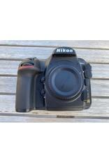 Nikon 2dehands D850 + 2x XQD + extra batterij
