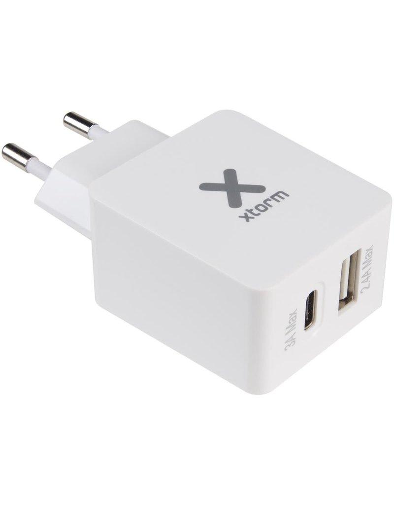 Xtorm Xtorm AC adapter USB + USB-C