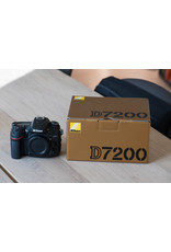 Nikon 2dehands Nikon D7200 InfraRood