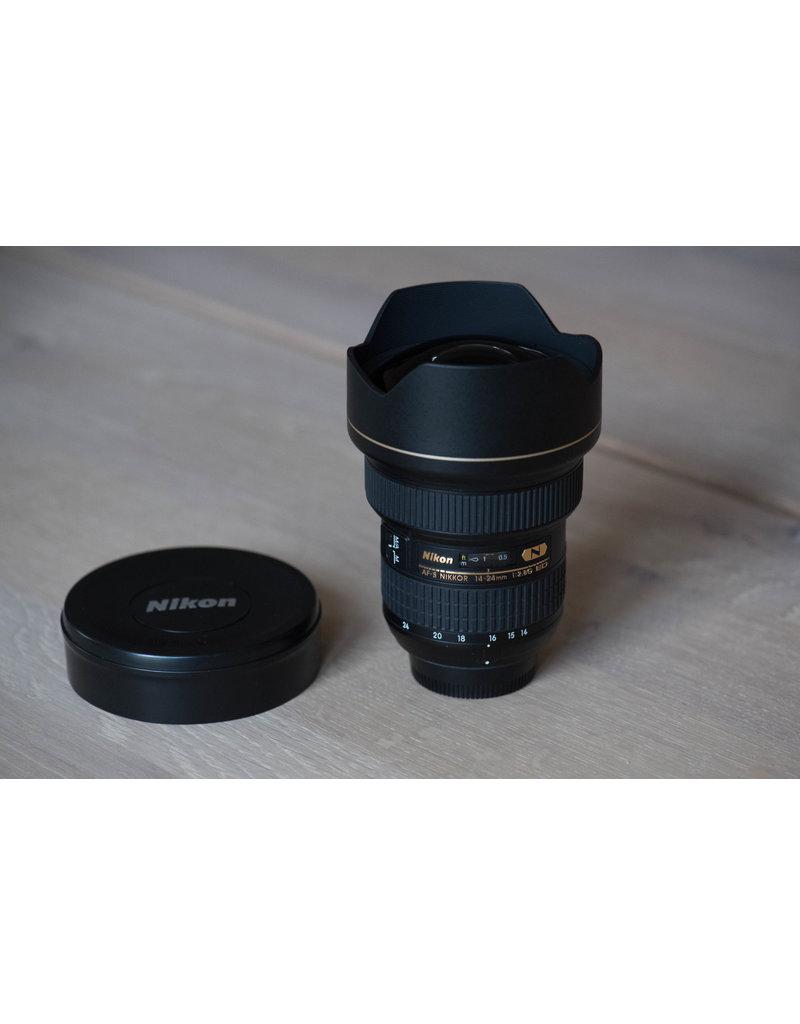 Nikon 2dehands Nikon AF-S 14-24 f/2.8G ED