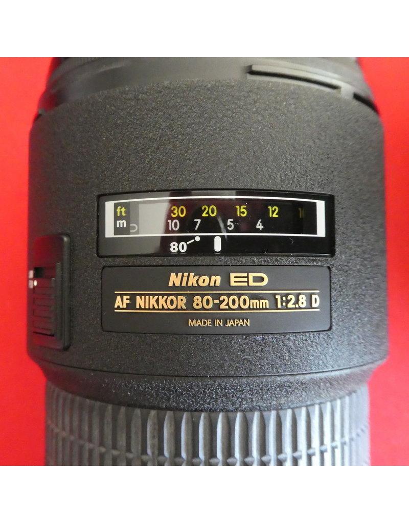 Nikon 2dehands Nikon 80-200mm 2.8D