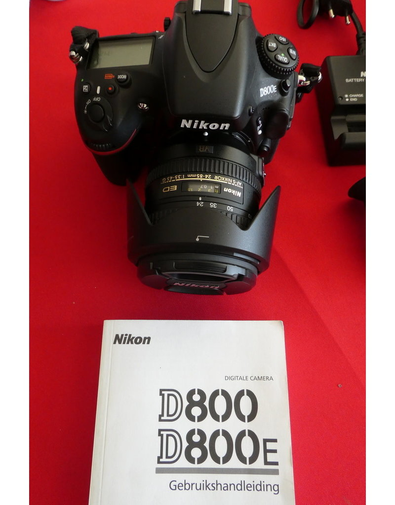 Nikon 2dehands Nikon 24-85mm 3.5-4.5G ED VR