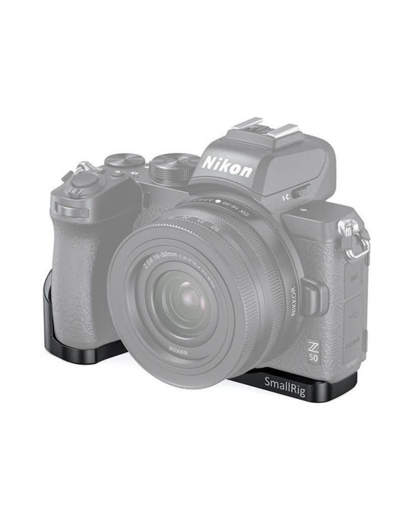 SmallRig SmallRig 2525 Vlog L-Shape plate voor Nikon Z50