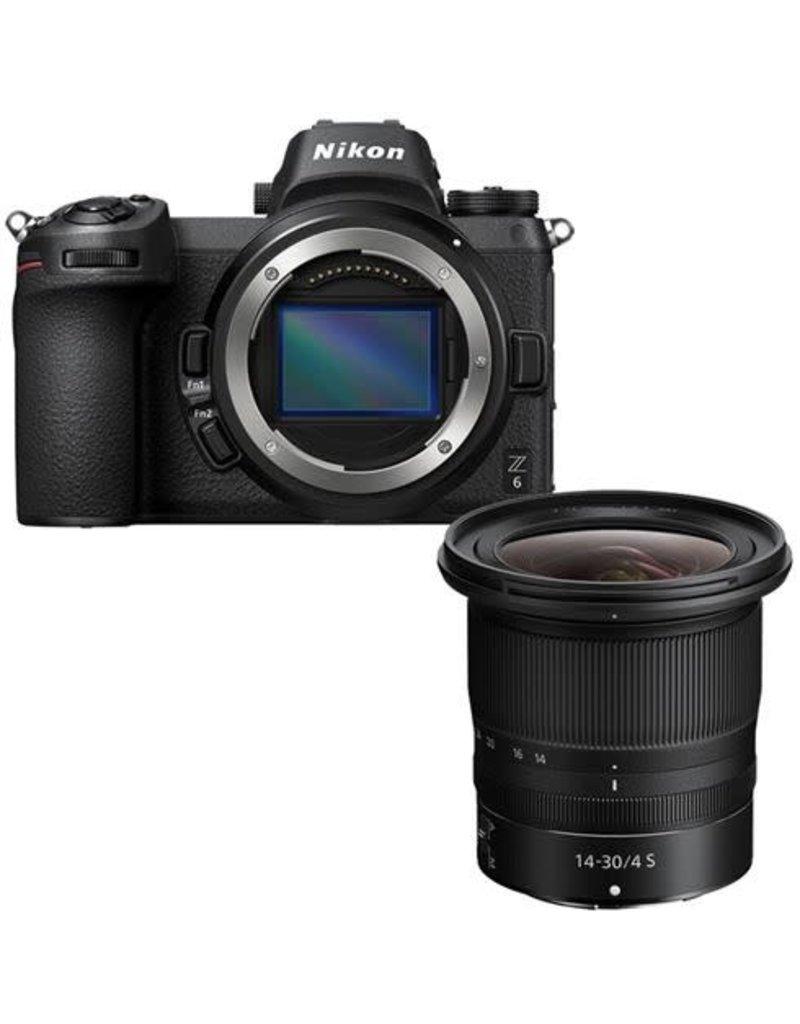 Nikon Nikon Z6 + 14-30mm f4 KIT