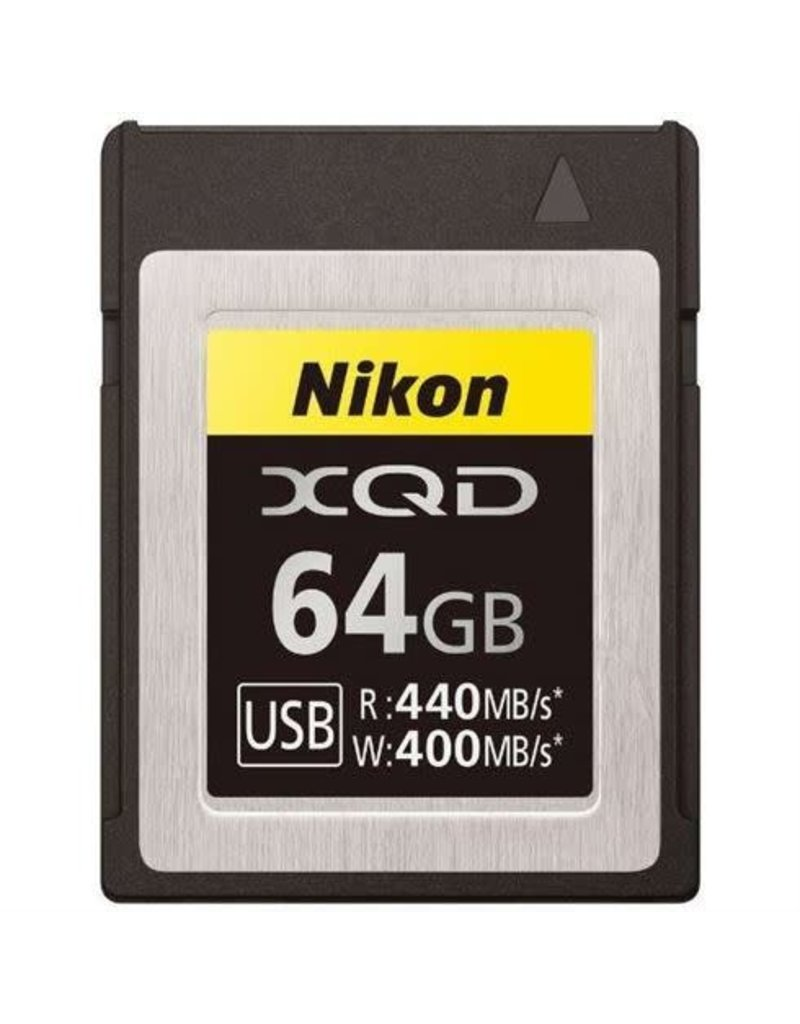Nikon Nikon XQD 64Gb R440 W400