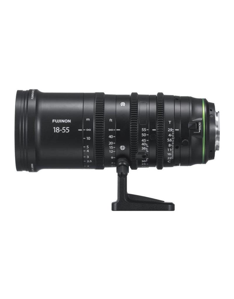 Fujifilm Fujifilm MKX 18-55mm T2.9 Cine X-mount