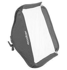 Godox Godox S2-type Bracket Bowens + Softbox 60x60cm + Grid