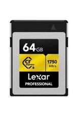 Lexar Lexar CFexpress Professional 1750MB/s 64GB type B