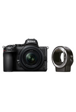 Nikon Nikon Z5 + Z 24-50 + FTZ