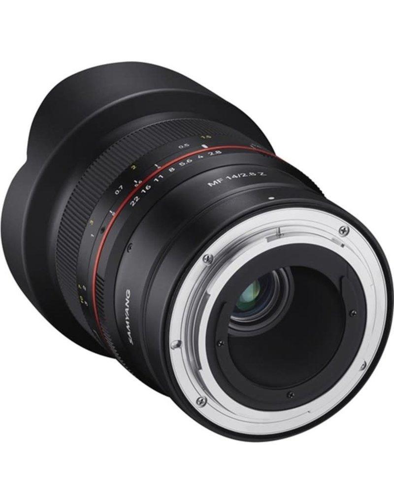 Samyang Samyang 14mm F2.8 Nikon Z