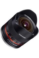Samyang Samyang 8mm Fisheye f/2.8 CS II MC Sony E
