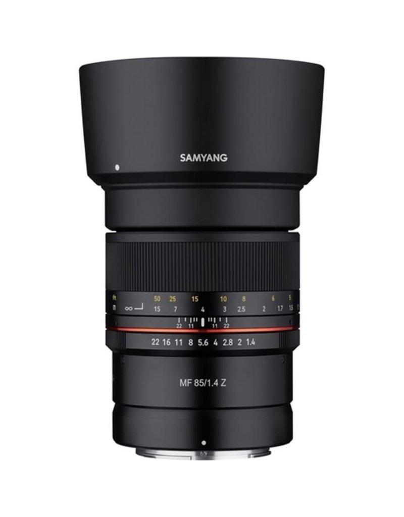 Samyang Samyang 85mm F1.4 Nikon Z