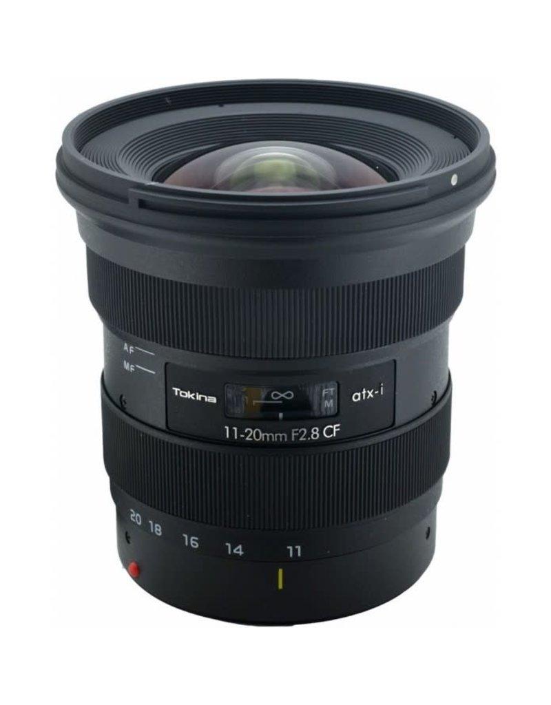 Tokina Tokina ATX-i 11-20mm F2.8 CF NAF Canon