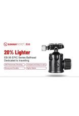 Sunwayfoto Sunwayfoto Epic Series Light-weight Travel Ballhead EB-36