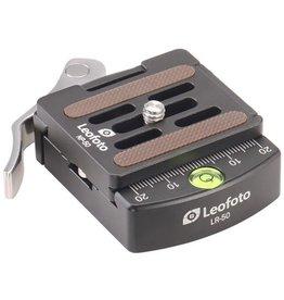 Leofoto Leofoto LR-50 Lever Quick release clamp + NP-50