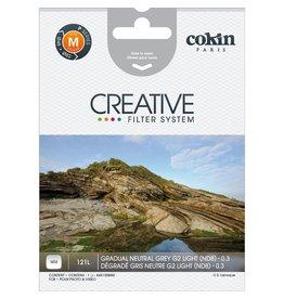 Cokin Cokin P121L gradual grey ND8 (3stops)