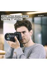 Sony Sony A7SIII Road Show 17 oktober