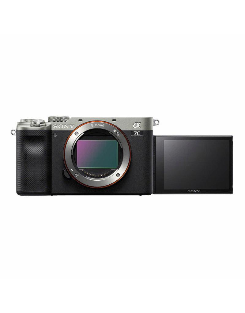 Sony Sony A7C body zilver
