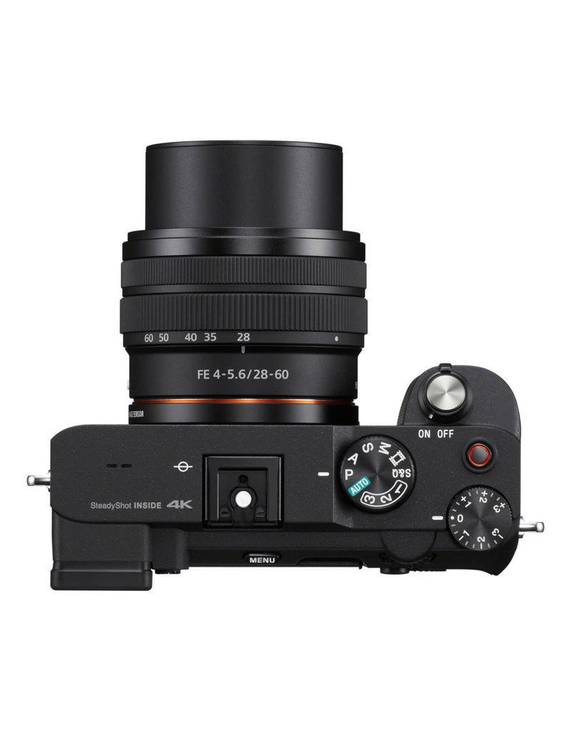 Sony Sony A7C + 28-60 zwart