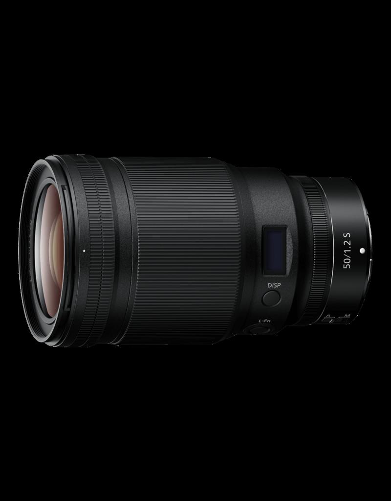Nikon Nikon Z 50mm f/1.2 S