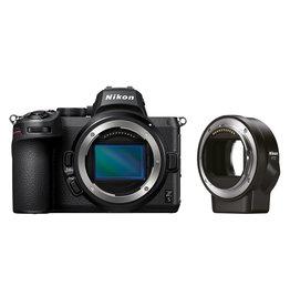 Nikon Nikon Z5 body + FTZ