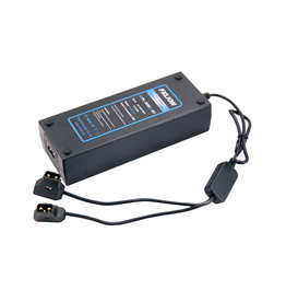 FXLion FXLion dual V-lock charger / AC adap. for BPM series (D-tap)