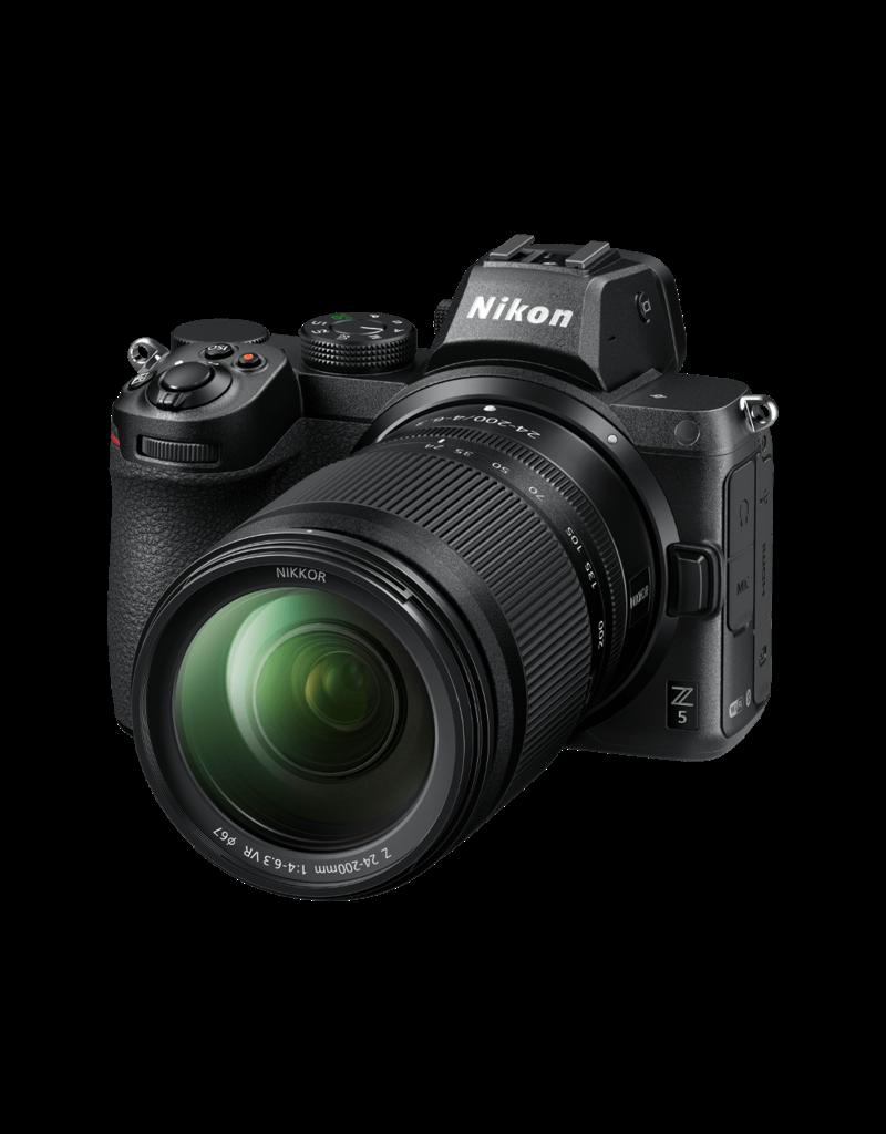 Nikon Nikon Z5 + Z 24-200