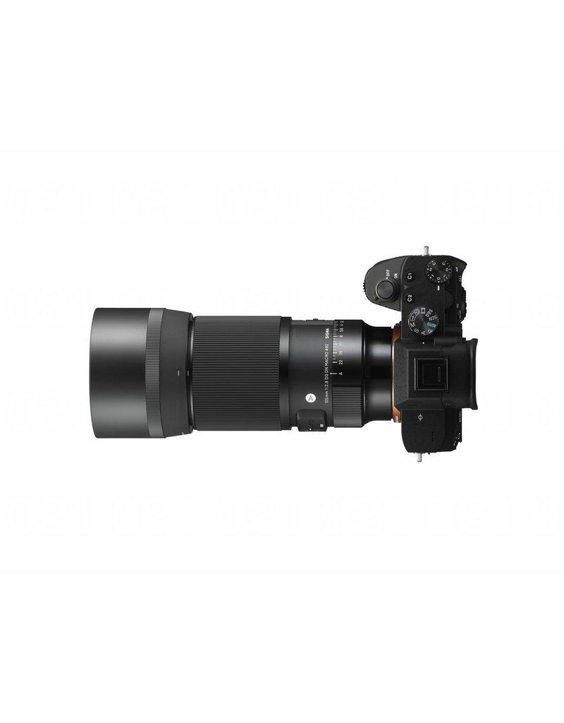 Sigma Sigma 105mm F2.8 DG DN Macro Art E-mount