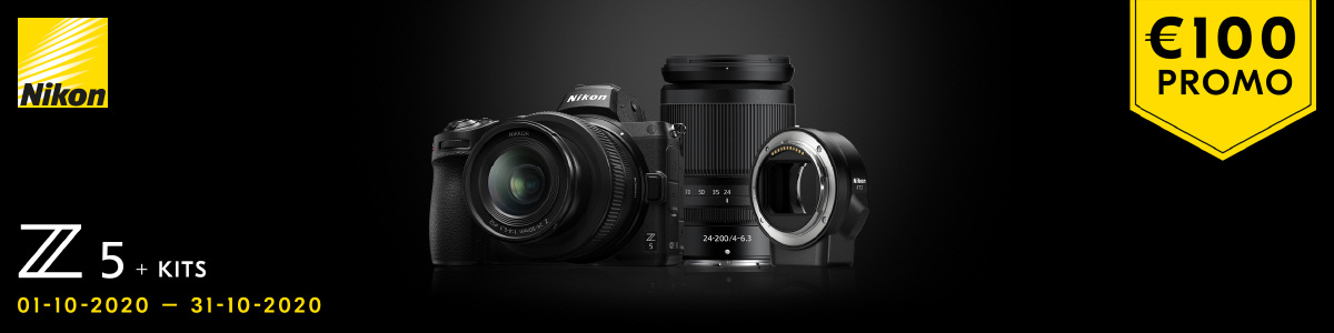 Nikon Z5 promo
