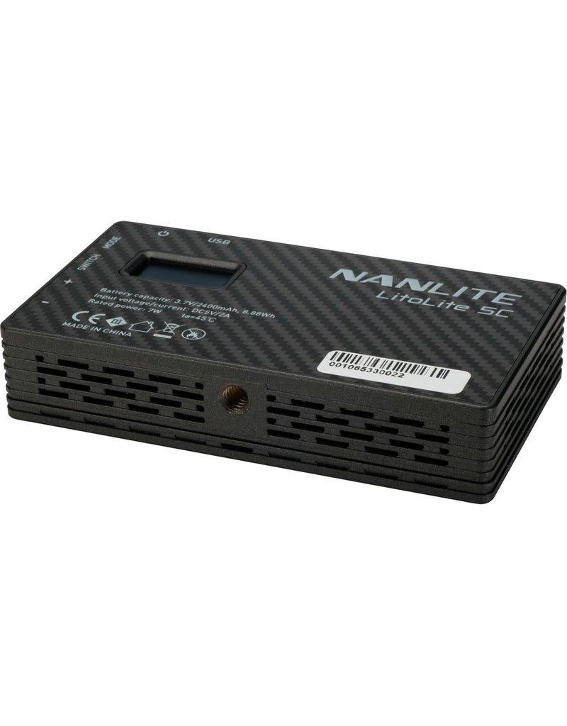 Nanlite Nanlite LitoLite 5C (w/ battery)