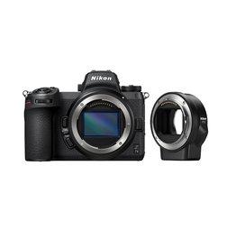 Nikon Nikon Z7II + FTZ