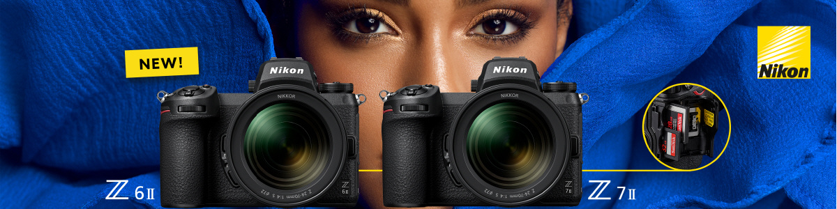 Nieuw: Nikon Z6II en Z7II