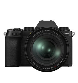 Fujifilm Fujifilm X-S10 + XF 16-80