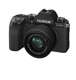 Fujifilm Fujifilm X-S10 + XC 15-45mm