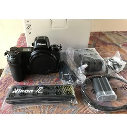 Nikon 2dehands Nikon Z6 body