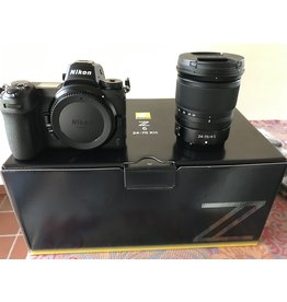Nikon 2dehands Nikon Z6 + Z 24-70 f4